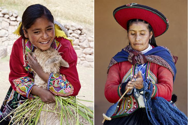 Фото №5 - Национальное достояние: священный верблюд инков