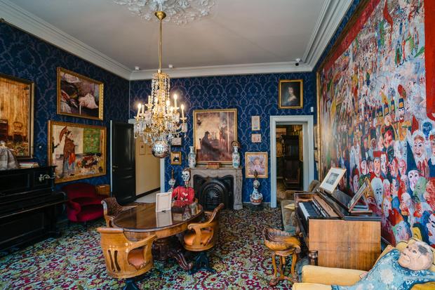 Фото №3 - Дом-музейхудожника Джеймса Энсорав Остенде открылся после реставрации
