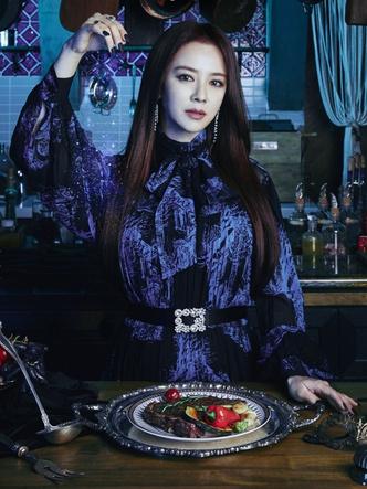 Фото №2 - Pretty Unnie: Все, что мы знаем о богине удачи Сон Джи Хё 🍀