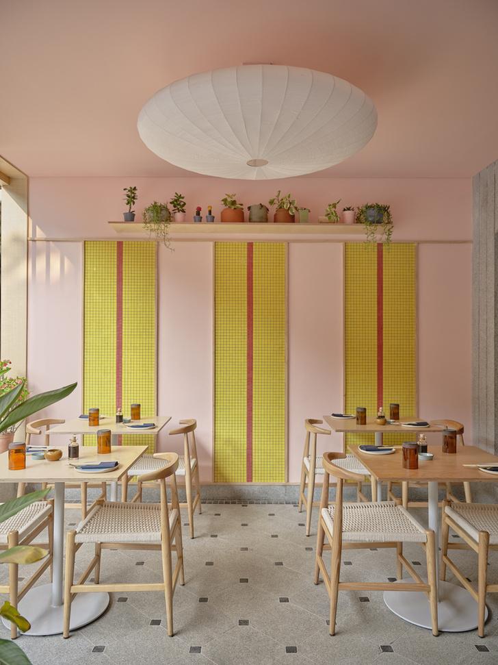 Фото №3 - Экологичный ресторан Lucky Chan в Индии