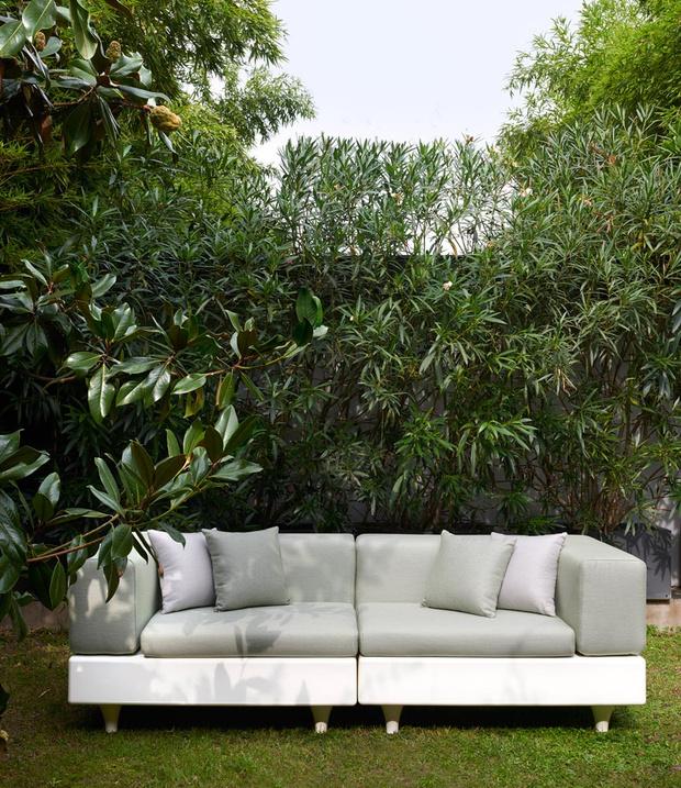 Фото №3 - Современный сад в стиле минимализм: 15 идей
