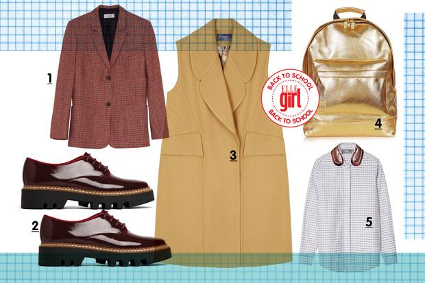 Фото №1 - Toп-10: Модные вещи к началу учебного года