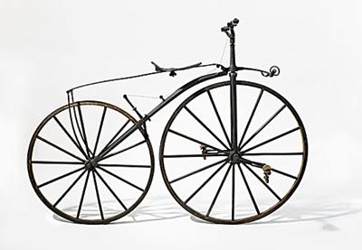 Фото №2 - Колесо раздора: как придумывали велосипед