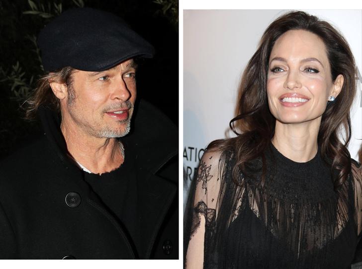 Фото №1 - Почему Анджелина Джоли затягивает развод с Брэдом Питтом