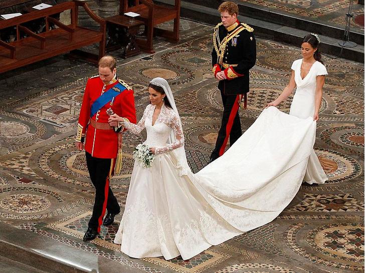 Фото №3 - Вопрос с подвохом: почему Меган не сделала Кейт подружкой невесты на своей свадьбе