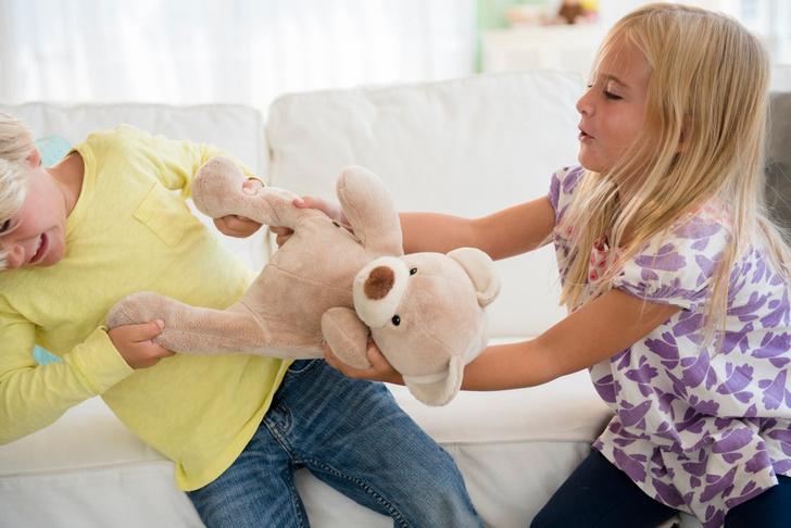 детские ссоры что делать родителям
