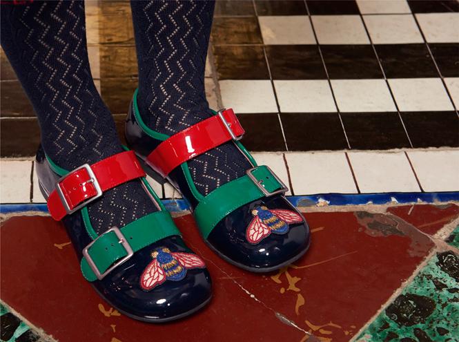 Фото №2 - Школьная обувь: 15 практичных вариантов «сменки» для девочки