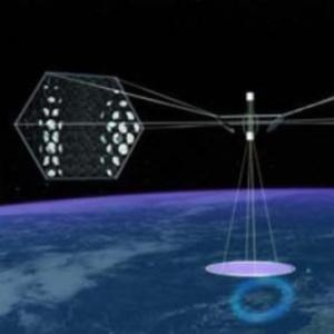 Фото №1 - Электроэнергия придет из космоса