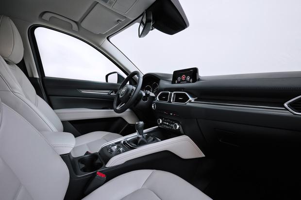 Фото №3 - Mazda CX-5: по заветам олдскула