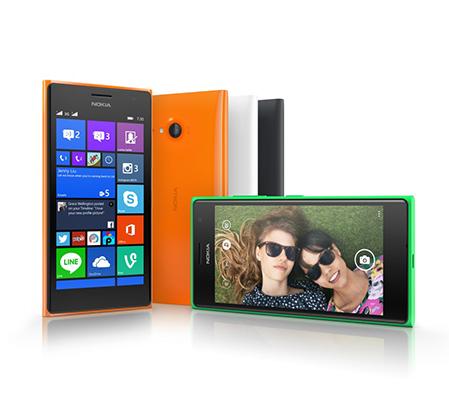 Фото №2 - Вещь дня: Селфи-смартфон Nokia Lumia 735