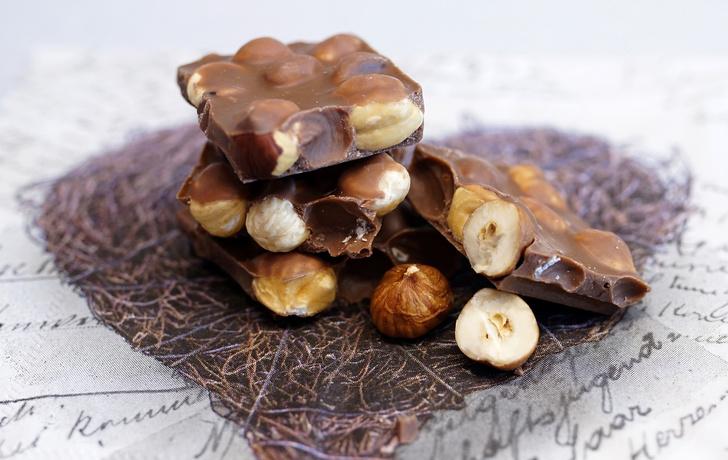 молочный шоколад для похудения
