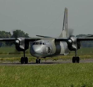 Фото №1 - В Конго Ан-26 упал на рынок