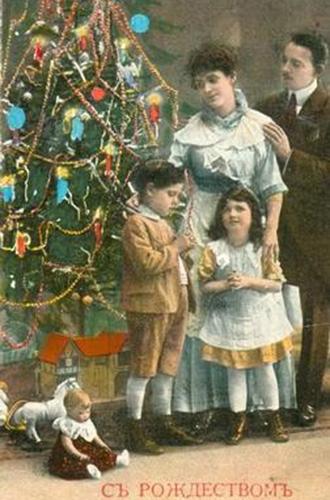 Фото №16 - Как отмечали Рождество в Русской императорской семье