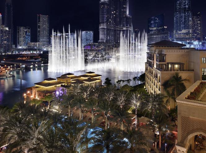 Фото №1 - Must see, must do и must taste в Дубае этим летом