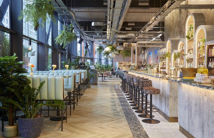 Фото №1 - Ресторан Bondi Green в Лондоне