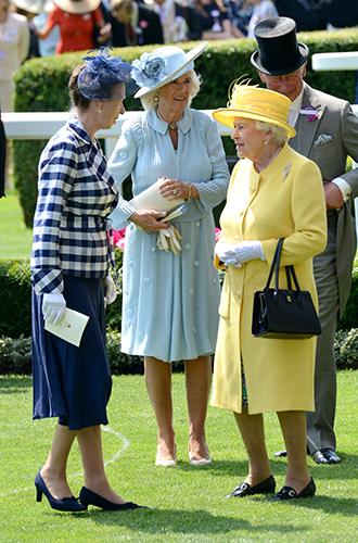 Фото №9 - Короли и шуты: гости Royal Ascot 2017, день 2