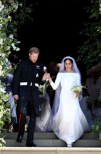 Фото №2 - Сассекские рассказали о личных деталях своей свадьбы