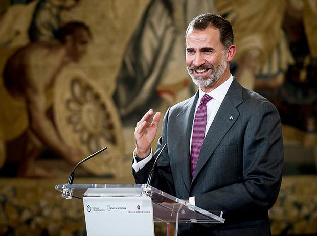 Фото №1 - Монарх без изъяна: за что испанцы любят короля Филиппа VI