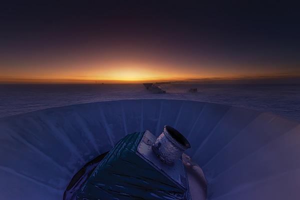Фото №1 - Рябь во Вселенной подтверждает теорию инфляции