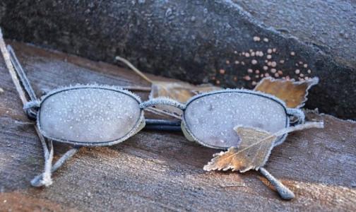 Фото №1 - В маске и очках. Врач поделилась действенным секретом защиты очков зимой от запотевания