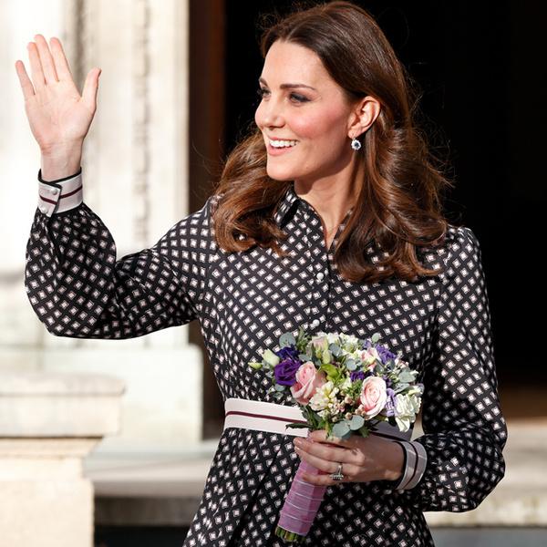 Фото №6 - Что связывало герцогиню Кембриджскую и Кейт Спейд?