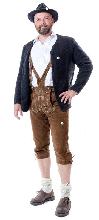 Фото №1 - Детали костюма: баварский стиль, Германия