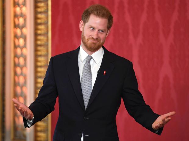 Фото №1 - Сжигая мосты: почему принц Гарри решил отказаться от своей фамилии
