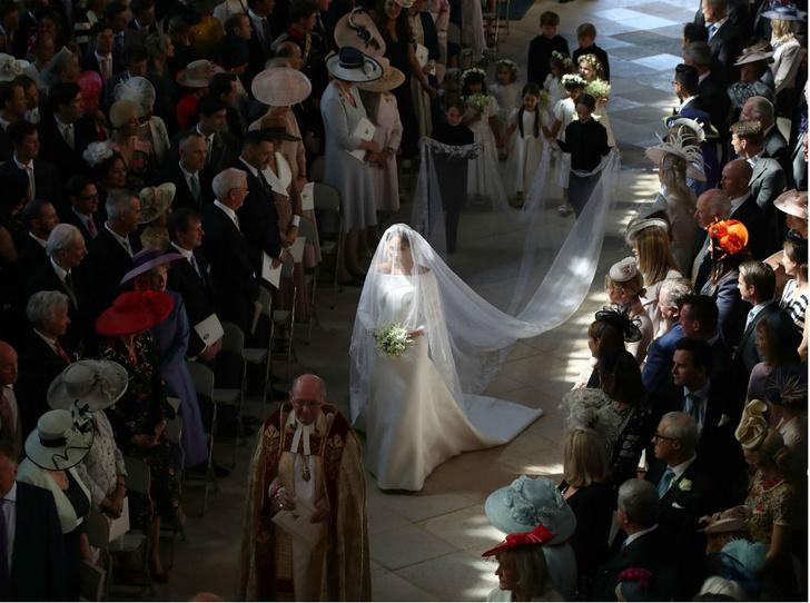 Фото №3 - Кембриджские, Сассекские или Уэльские: какая королевская свадьба стала самой дорогой в истории
