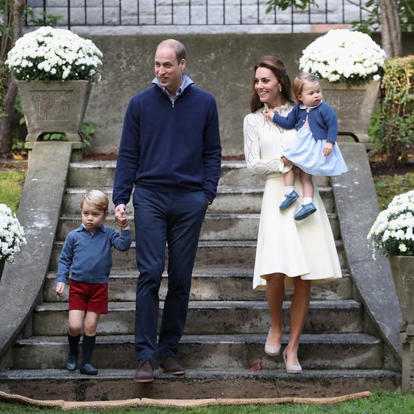 Фото №2 - Принцесса Шарлотта на своем первом светском мероприятии в Канаде