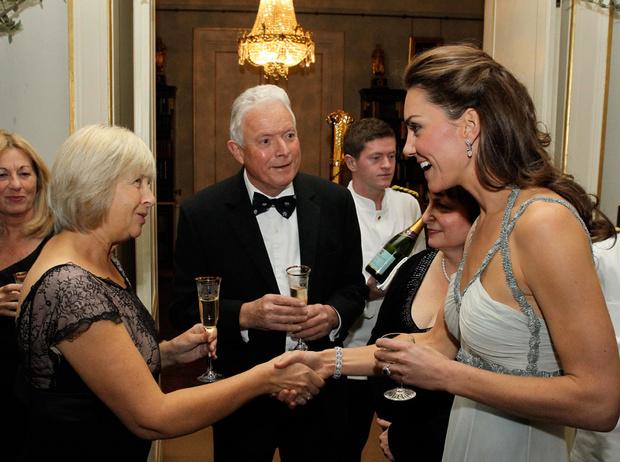 Фото №5 - Меган или Кейт: у кого первый год в королевской семье окажется легче (в итоге)