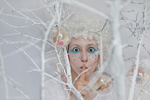 Фото №5 - Топ-7 необычных новогодних елок для детей