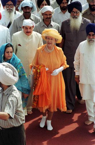 Фото №8 - Индия: история королевских визитов