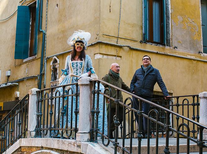Фото №2 - Егор Кончаловский и Андрей Бильжо: разговор в Венеции