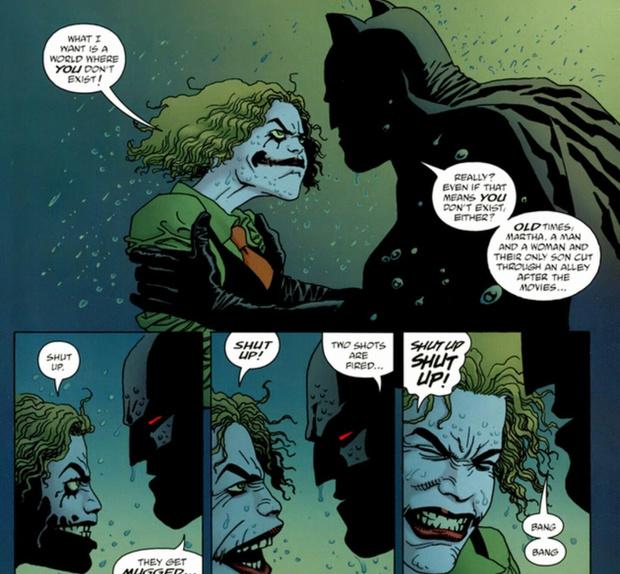 Фото №5 - Топ-7 безумных версий Джокера, о которых ты могла не знать