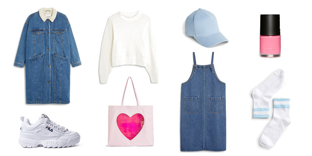 Фото №8 - Что такое ugly fashion и с чем сочетать ретро-кросы?