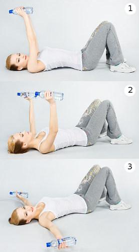 Фото №6 - Лучшие упражнения в домашних условиях
