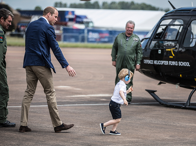 Фото №8 - Кризис трех лет по-королевски: принц Джордж показал характер