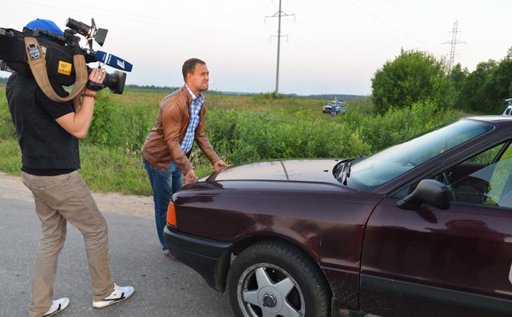 Фото №1 - Никита Высоцкий снял кино про оборотней в погонах