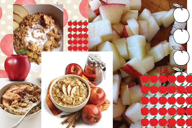 Фото №2 - Простые рецепты из яблок: часть 1