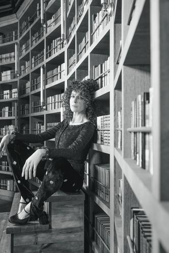 Фото №5 - Ксения Раппопорт и Александр Цыпкин: «Отсутствие общей прочитанной литературы— это вещь, которая непреодолима»