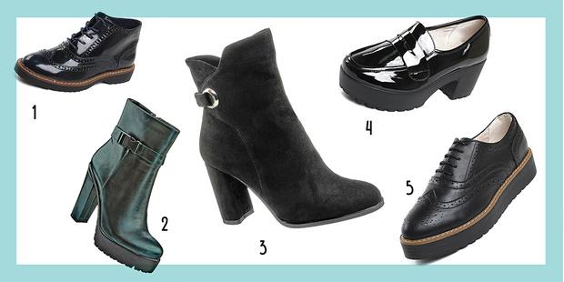 Фото №2 - Топ-10: Обувь для осеннего свидания