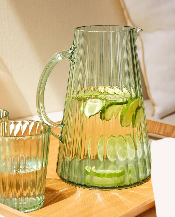 Фото №4 - ТОП-15 графинов для прохладительных напитков