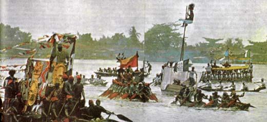 Фото №3 - Быстрые лодки Акинола