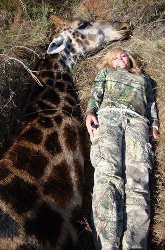 Фото №15 - Убийственная красота: женская охота как тренд