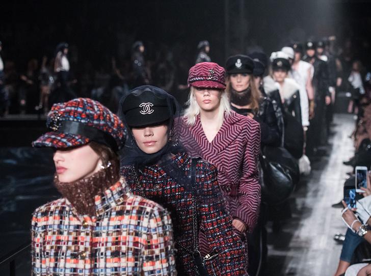 Фото №1 - Показ Chanel Métiers d'Art в Москве: как это было