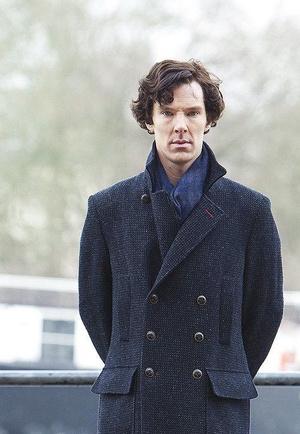 Фото №1 - Пальто как у Шерлока: где купить похожие