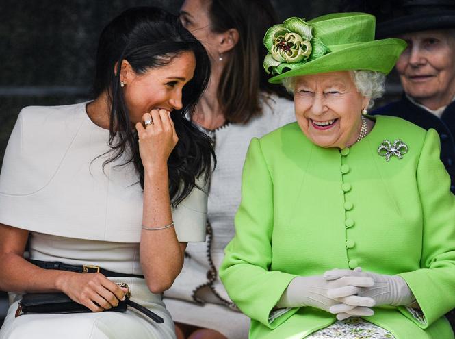 Фото №3 - Почему Королева пропустит крещение Арчи Сассекского