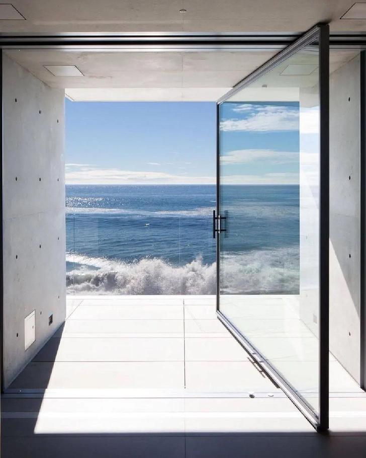 Фото №6 - Канье Уэст купил дом по проекту Тадао Андо в Малибу