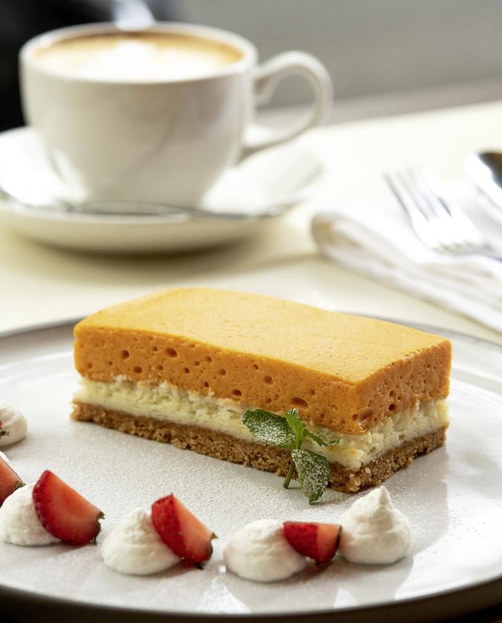 Фото №1 - Дело вкуса: десерт для патриота