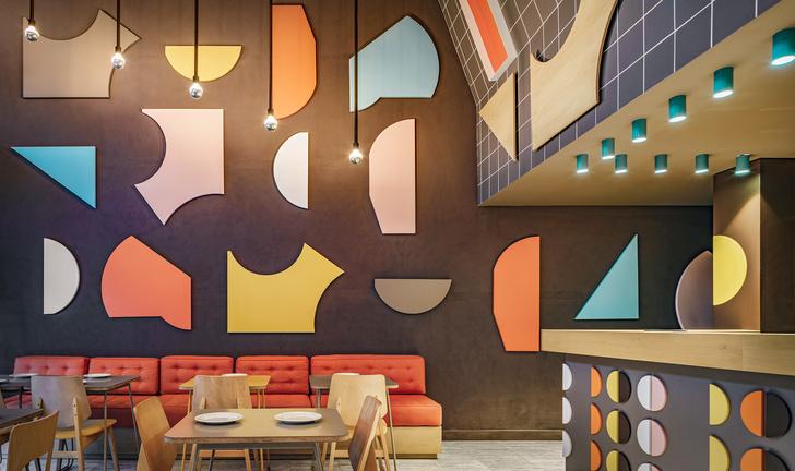 Фото №1 - Яркий ресторан в Афинах